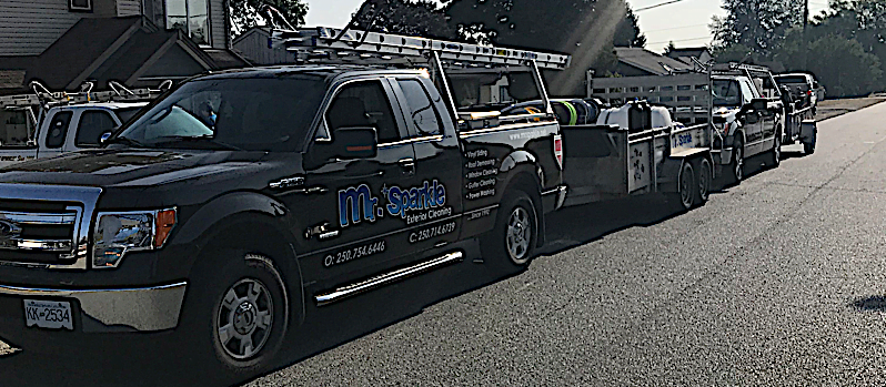 Roof Cleaning Nanaimo
